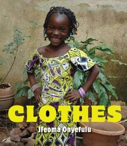 Colour and style - looking at clothes with Ifeoma