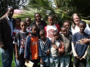 A world of many voices - an Ifeoma visit in Ethiopia