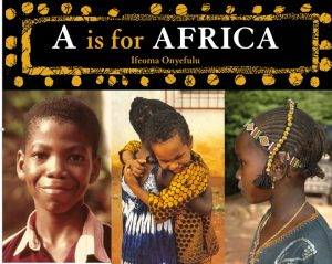 A is For Africa - new cover image