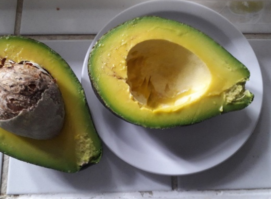 Jamaican breakfast avocado - image